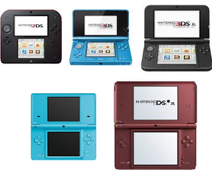 How to Make Games for the 3DS and DSi Family