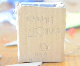 How to Make a Sports Card Holder