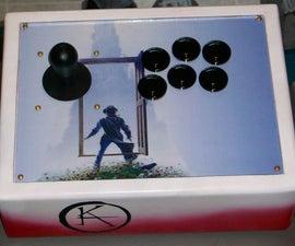 XBOX 360 Wireless Arcade Stick
