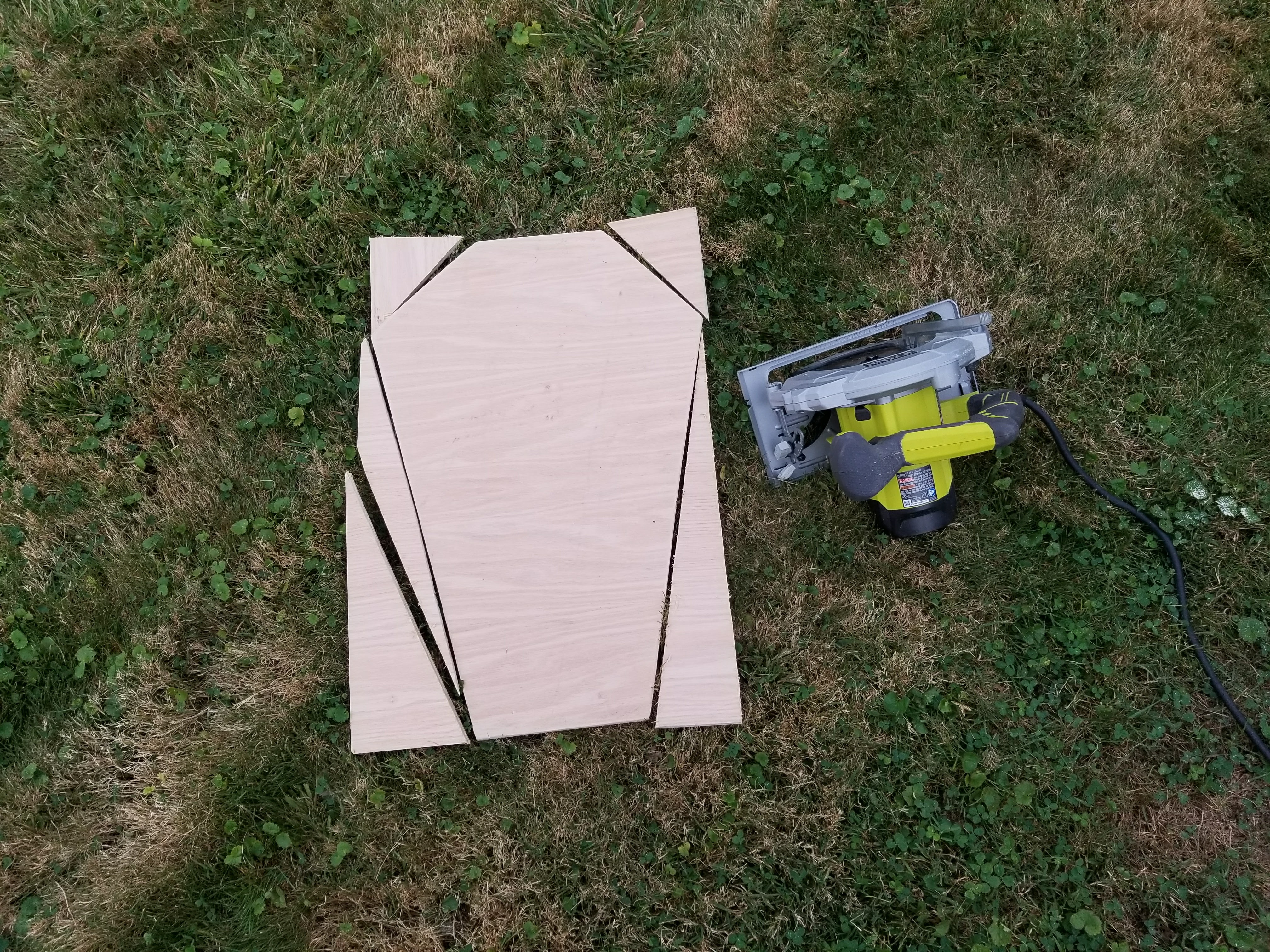 Picture of Step 3: Cut & Sand