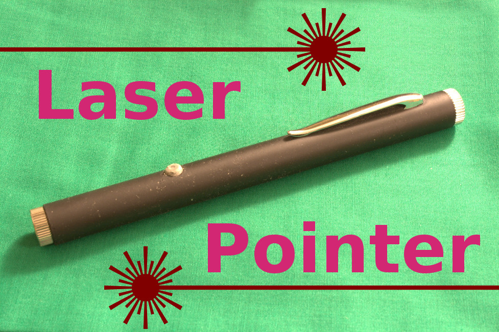 Picture of Laser Pointer