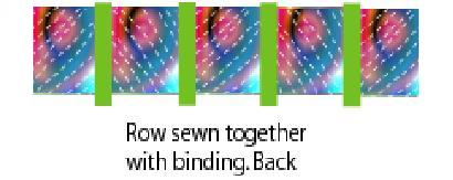 Picture of Schnibble Quilt - Quick, Easy & Two-sided