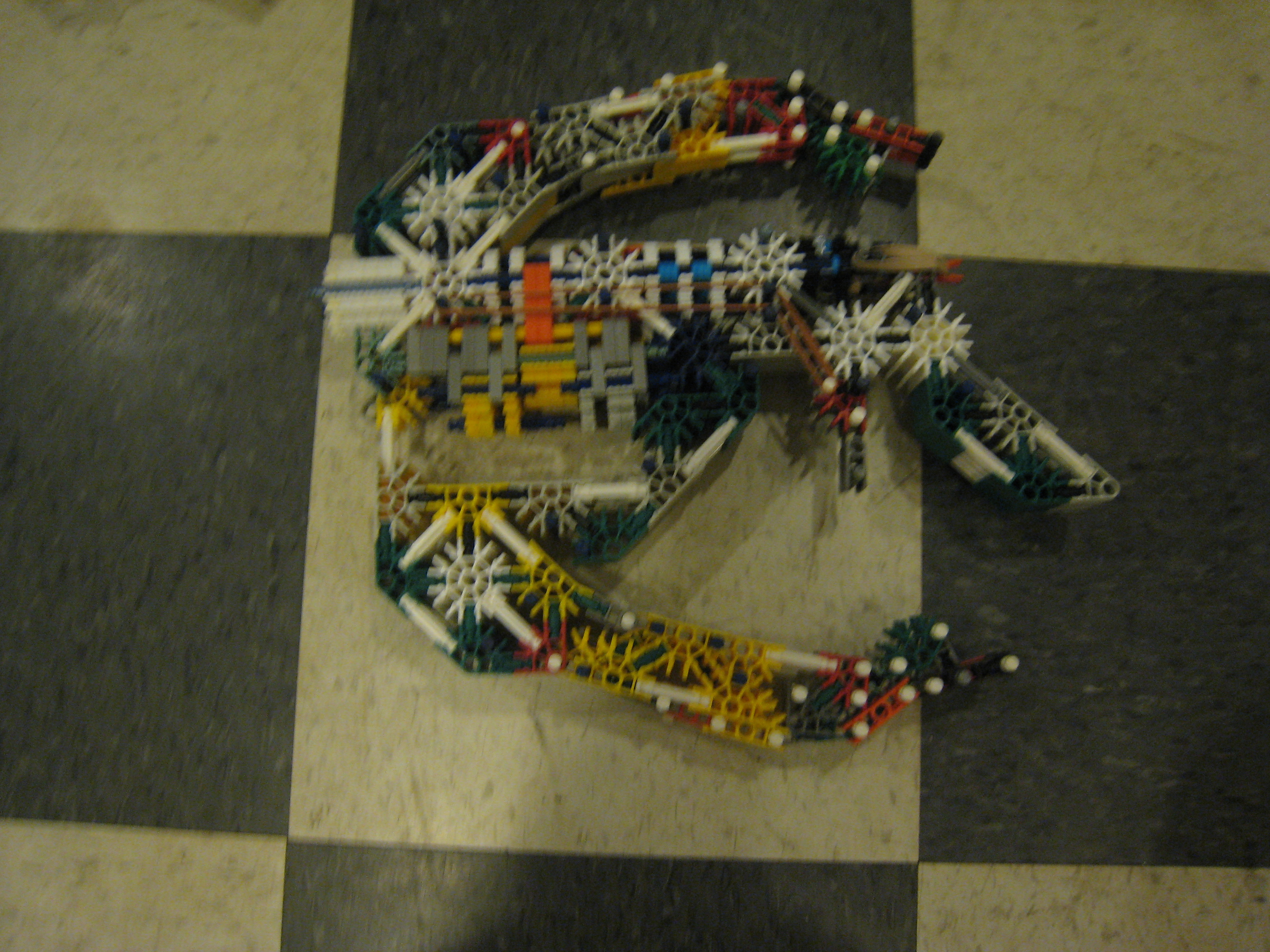 Picture of Knex Torque Bow