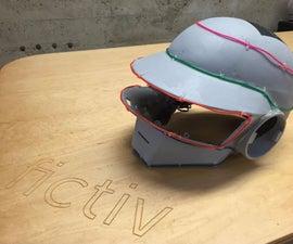 How to Make a Daft Punk Helmet