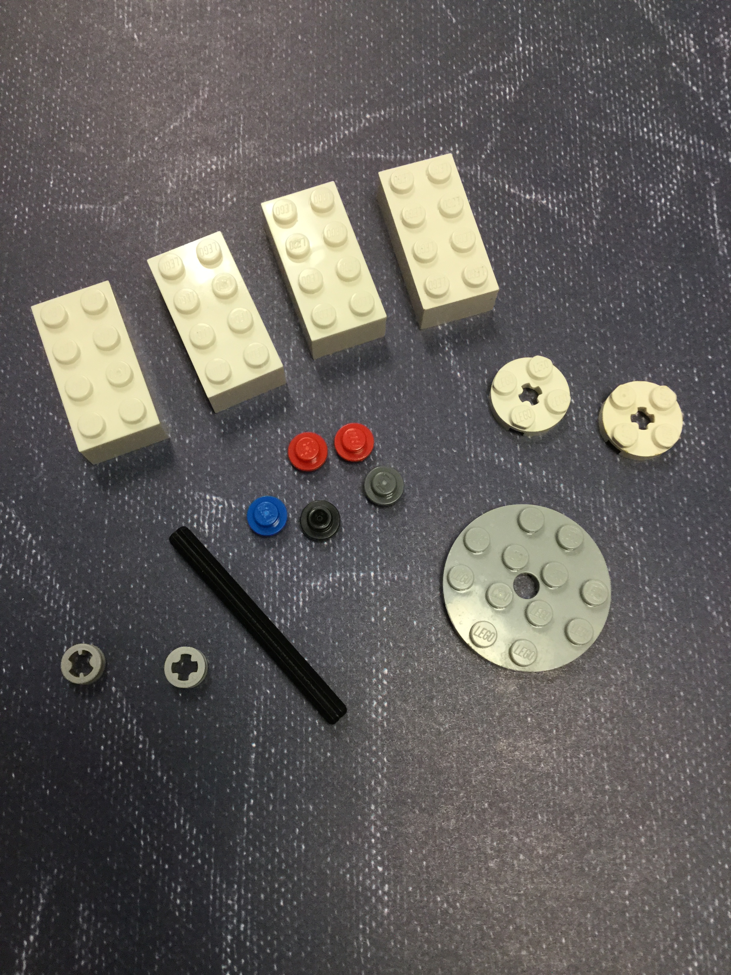 Picture of Assemble Your Pieces.