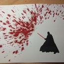 Crayon Canvas Art