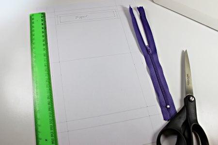 Making the Pocket Pattern