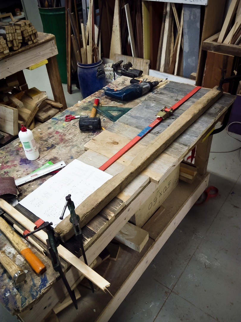 Picture of Gluing Boards