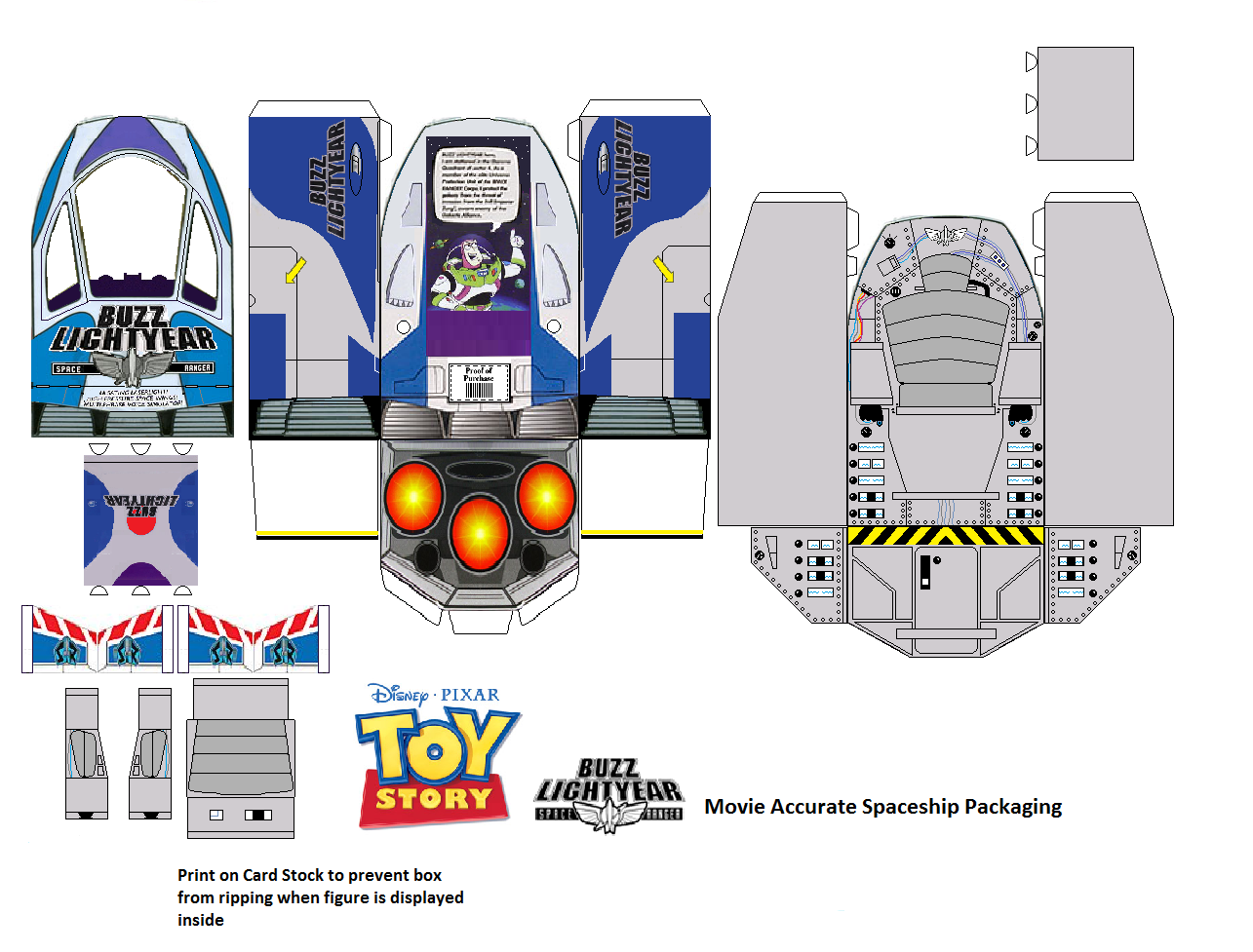 Picture of The Spaceship Box
