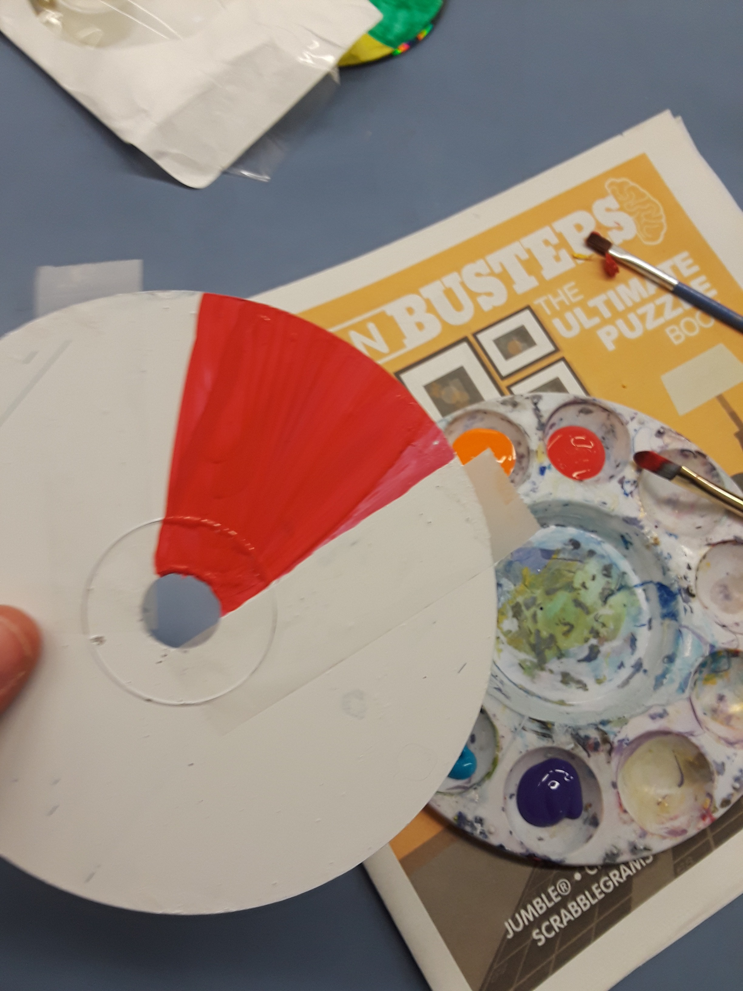 Picture of Paint the CD