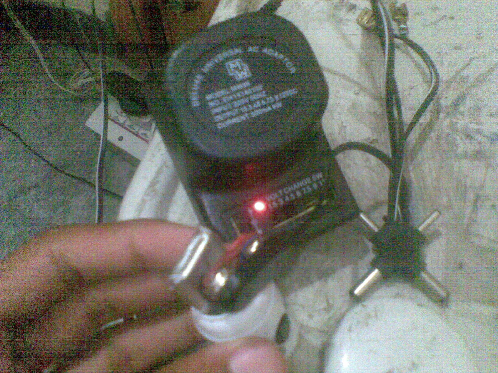 Picture of Charging.