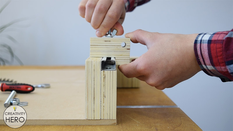 Picture of Making an Adjustable Stop Block.
