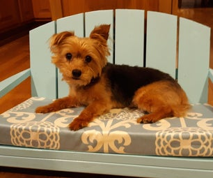Outdoor Adirondack Chair for Your Pets