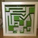 3D Printed Marble Maze