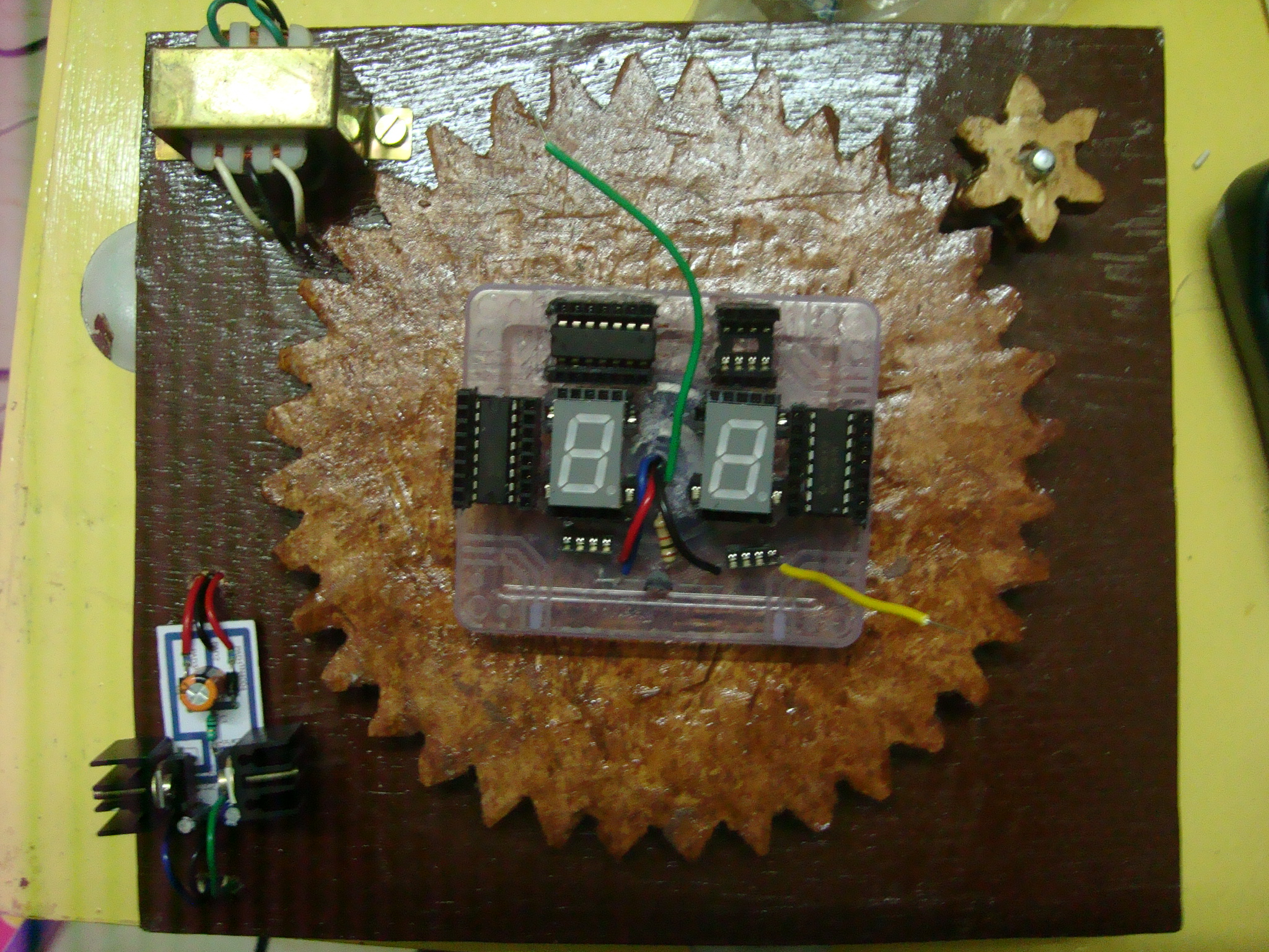 Picture of Final Things to Solder