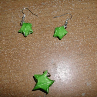 Lucky Star Earrings and Necklace.JPG
