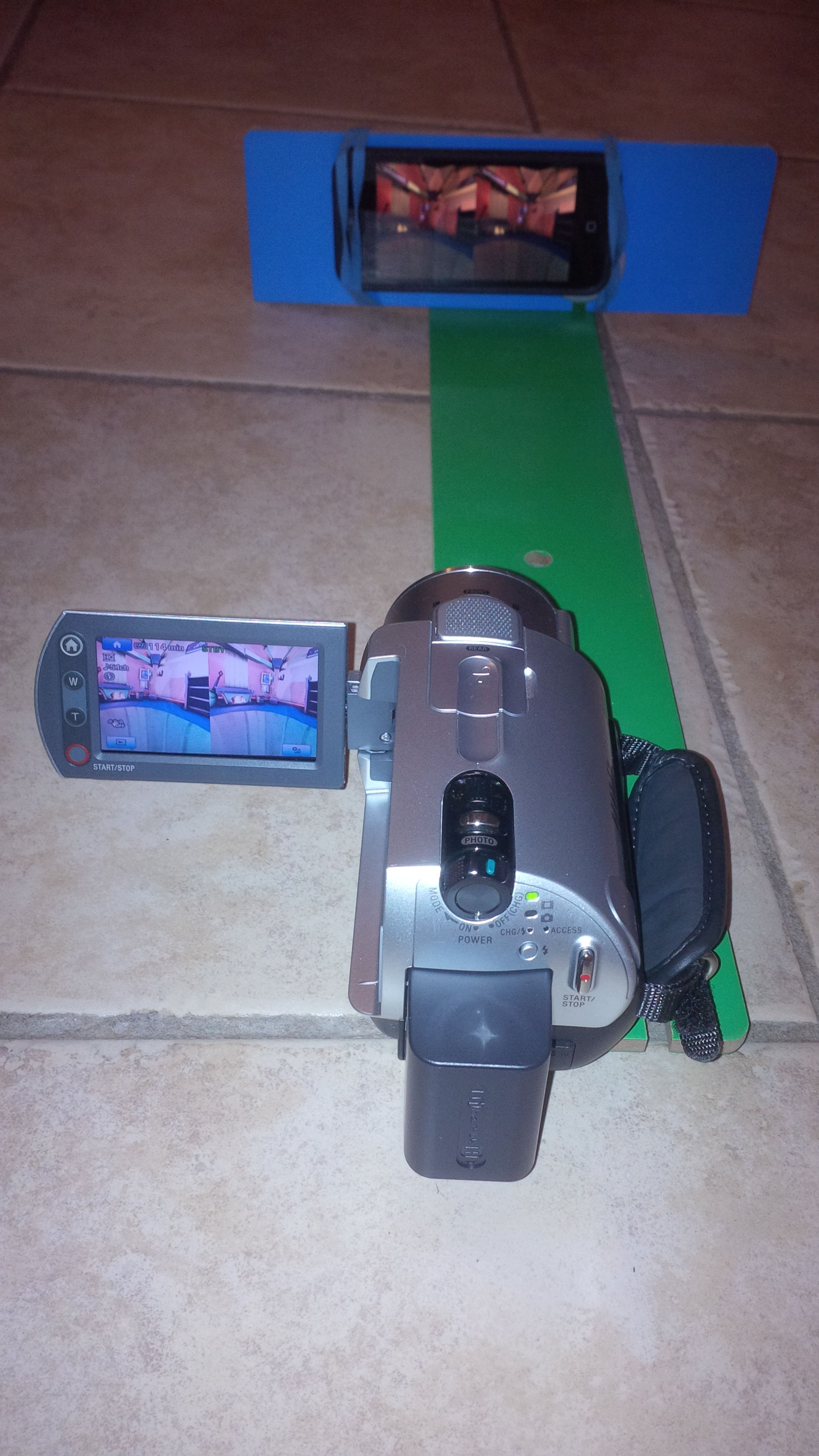 Picture of Play and Video Record!