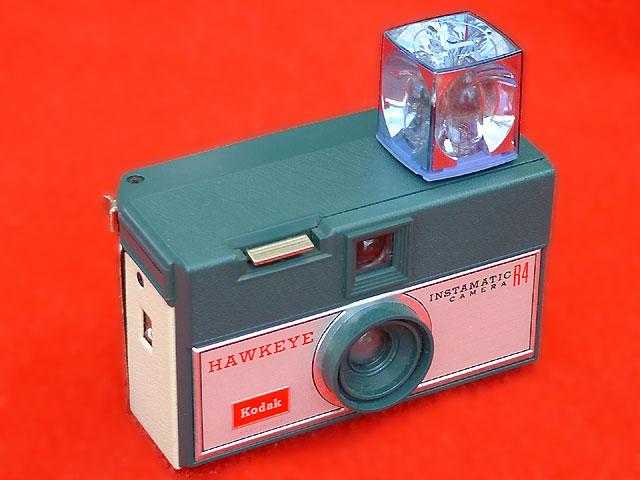 Picture of Kodak Instamatic Hawkeye R4