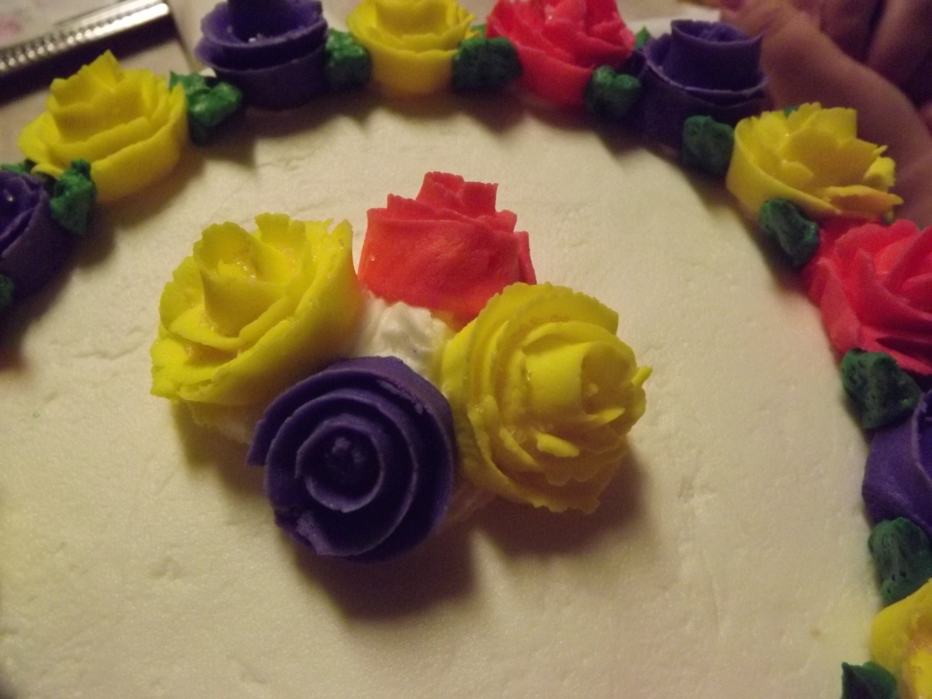 Picture of How I Made a Cake for Mother's Day