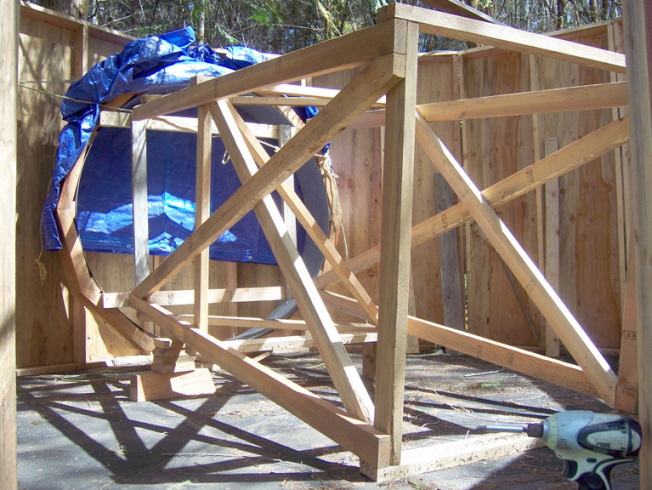 Picture of Build the Skylight Ring and Tower