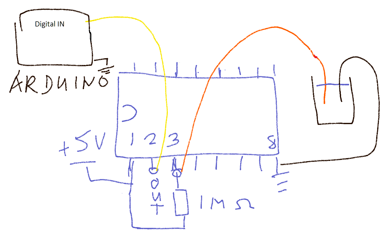 Picture of Arduino: Water Level Sensing