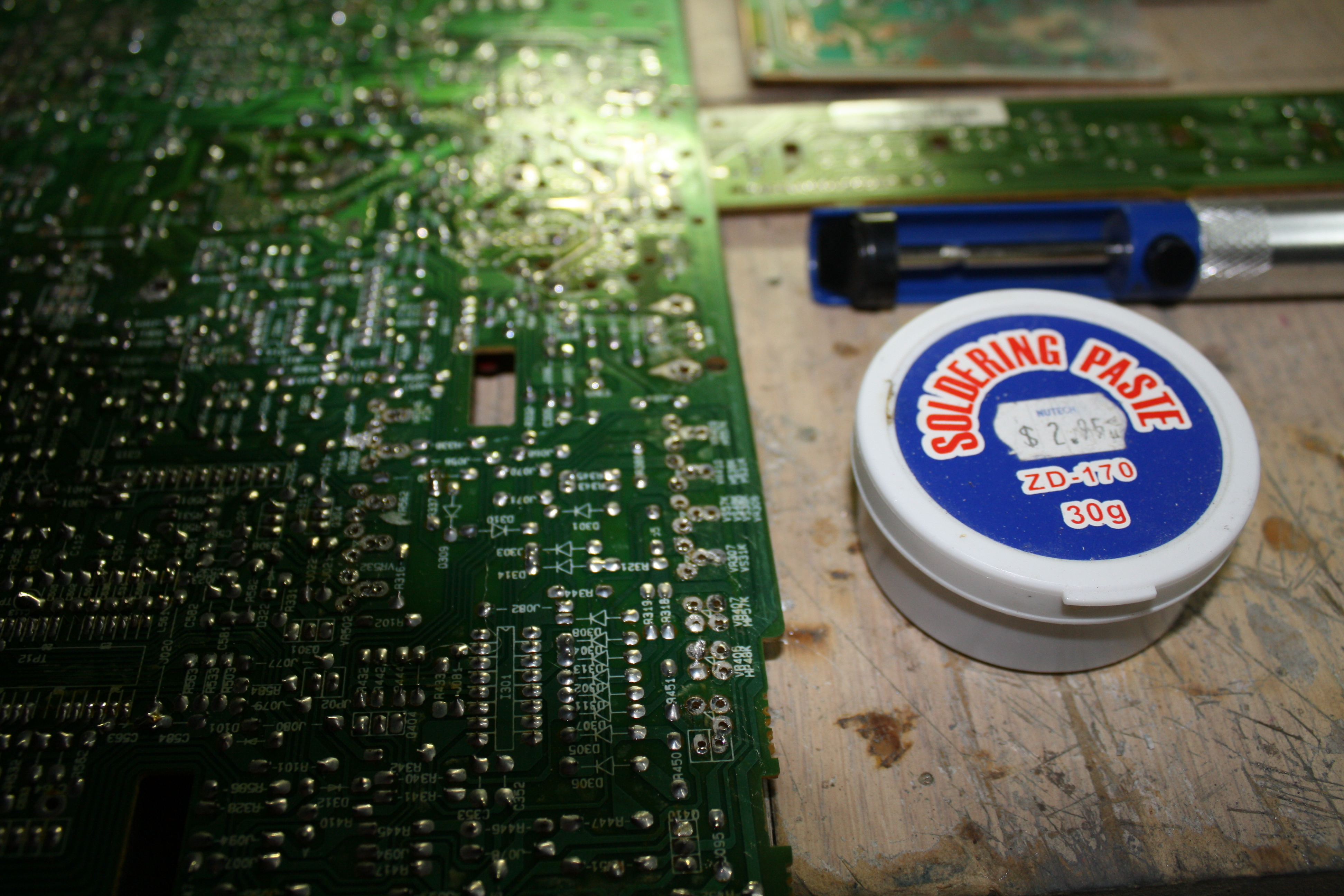 Picture of Make Your Own Solderpaste!