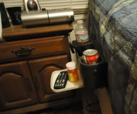 Bed/Couch Caddy