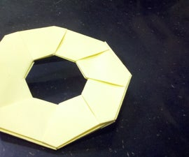 PPF (Paper Pocket Frisbee)