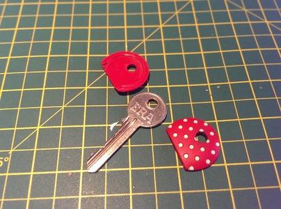 Key Cap Fix With Sugru