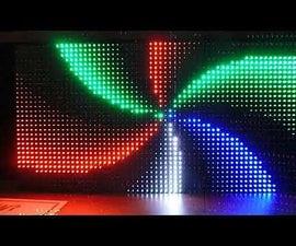 P5 LED Panel With Raspberry Pi
