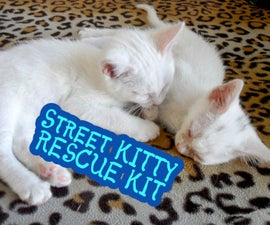 Street Kitty Rescue Kit