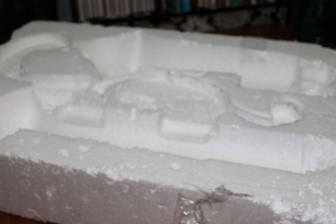 Picture of How to Make Glue From Recycled Expanded Polystyrene (styrofoam)