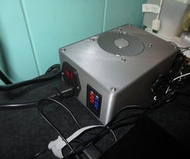 Multi-External Hard Drive Power Supply
