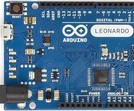 Add USB Game Controller to Arduino Leonardo/Micro