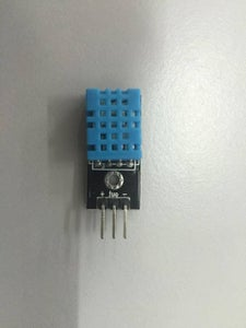 DHT11 Humidity Sensor Module Interface With Arduino