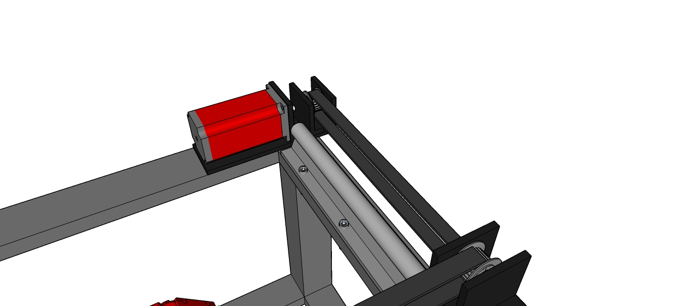 Picture of The BuildersBot OpenDesign (Sketchup)