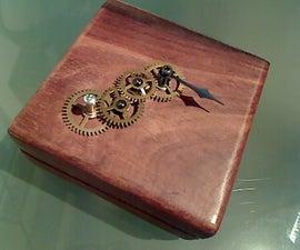 Steampunk Compass