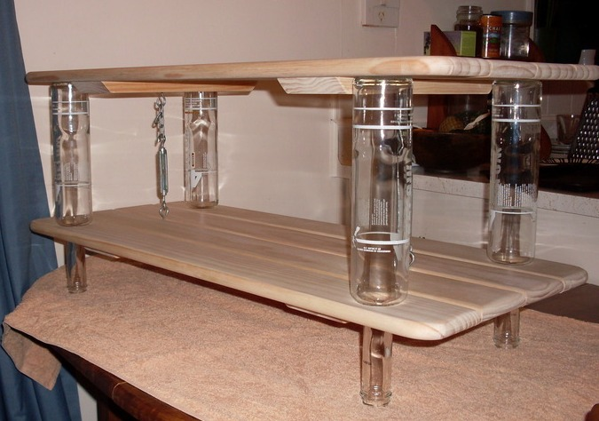 Picture of Vodka Bottle Coffee Table