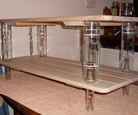 Vodka Bottle Coffee Table