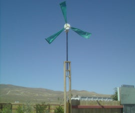 A WindMill for Gusty Places