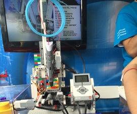 EV3Dprinter: LEGO MINDSTORMS 3D Printer