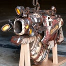 Gears of War 3 - Hyper Realistic Digger Launcher Replica