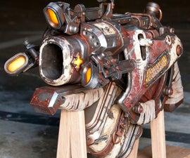 Gears of War 3 - Hyper Realistic Digger Launcher Replica