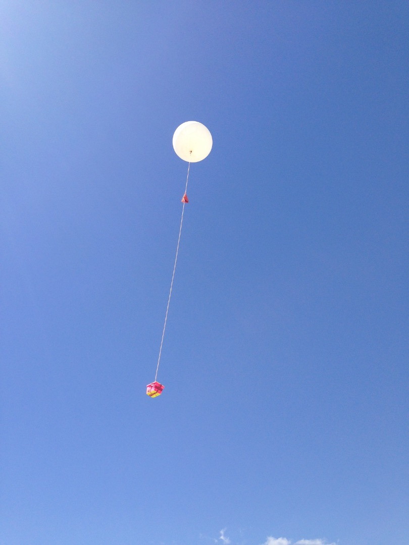 Picture of Launching and Tracking