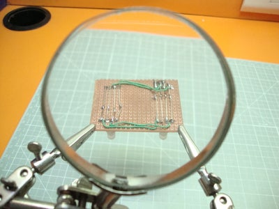 Solder and Connect the RGB LEDs