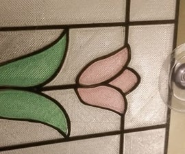 How to 3D Print a Stained 'Glass' Window