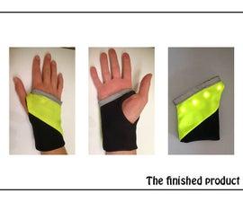 Glo Sport Visibility Glove