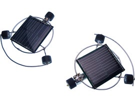 Solar Powered Battle Symet - BEAM Style