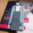 Basic Lego ship