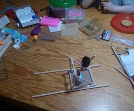 DIY Kids Catapult